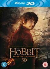 The Hobbit - An Unexpected Journey 3D+2D Blu-Ray Nuevo Blu-Ray (1000362351)