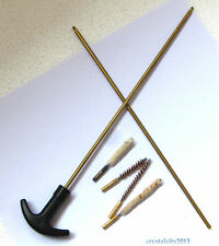 Barrel Cleaning Kit .177&.22 (4.5mm&5.5mm) /Pistols Airgun Rifle Brushes #a21