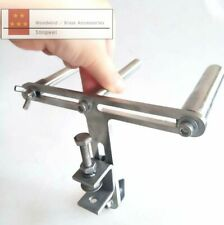 repair of wind instruments Multi-functional sanding support frame tool