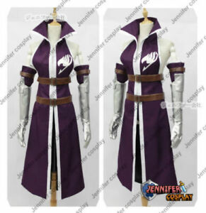Erza Scarlet from Fairy Tail Cosplay whole Costume with