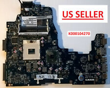 K000104270 HM55 Motherboard for Toshiba Satellite A660 A665 Laptop, US Loc A