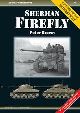 NEW! Armor PhotoHistory #6 Sherman Firefly