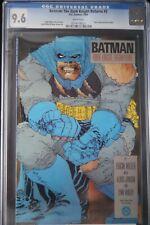 BATMAN: THE DARK KNIGHT RETURNS #2 FRANK MILLER CGC 9.6🔥