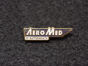 Vintage AeroMed of Butterworth Hospital Helicopter Transport Pin Badge