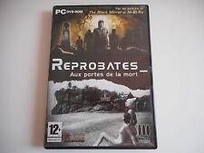 JEU PC DVD-ROM - REPORTAGES AUX PORTES DE LA MORT - COMPLET