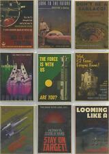 "Star Wars Chrome Perspectives - ""Rebel Propaganda"" 10 Card Chase / Insert Set"