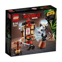 70606 LEGO Ninjago Movie Spinjitzu Training 109 Pieces Age 6 Years+