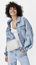 Zara Oversized Denim Jacket L