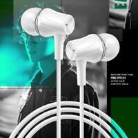 Super Bass Headset In-Ear Earphone Stereo Earbuds Headphone U4Q3