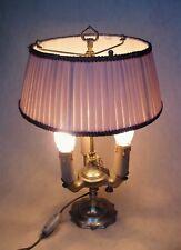 Originale lampe en bronze des années 1960