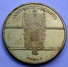 PORTUGUESE HERITAGE Collectors Coin 2009 TOMAR CONVENTO DE CRISTO 31mm 13g FF3.5