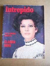 INTREPIDO n°31 1973 Claudia Mori - Bus Rally 73  [G550]