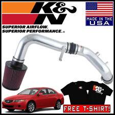 K/&N Filters Fits 2009-2014 Acura TSX Hi-Flow Air Intake Filter