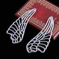 Metal Wing Cutting Dies Stencil Scrapbooking Card Paper Embossing DIY Craft