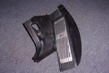 BMW E36 Sedan & 318ti Kick Panel Speaker Cover Dead Pedal 1960993 w/ M3 Trim