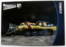 THUNDERBIRDS 50 YEARS - Card #45 - Gerry Anderson - Unstoppable Cards Ltd 2015