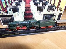 Atlas Minitrains Orient Express Boxed 1/220 Diecast Model