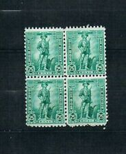 Block of US War Stamps