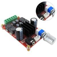 2x50W TPA3116 2-Channel Digital Stereo Audio Amplifier AMP Board 5V-24V  DE^