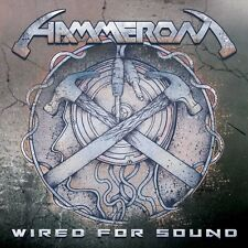 HAMMERON - Wired for Sound (NEW*LIM.ED.*US METAL KILLER*LETHAL*RUFFIANS*VILLAIN)