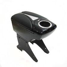 Schwarz Armlehne Mittelkonsole Box Passend für Mg Rover Mini Cooper