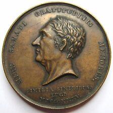 - Médaille - Docteur Sébastien Des Guidi - 1835 Lyon