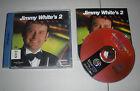 Jimmy White's 2: Cueball (Sega Dreamcast, 2000) - COMPLETE