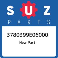37803-99E06-000 Suzuki Panel assy,emergency switch 3780399E06000, New Genuine OE