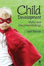 Child Development: Myths and Misunderstandings-ExLibrary
