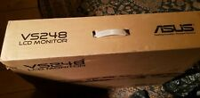ASUS VS248HR, 24 Inch FHD Gaming Monitor, 120 Hz,  HDMI, DVI-D - NEW UNOPENED.