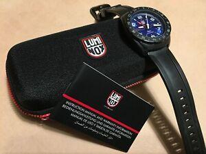 Luminox SXC 200M Series 5020 Blue Dial Men's Quartz Watch