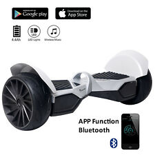 "EverCross 8,5"" SUV Hoverboard Scooter Elektro Roroller Skateboard APP Bluetooth"