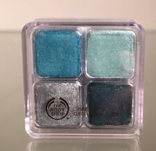 The Body Shop Eye Shadow SHIMMER CUBE palette  #22