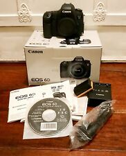 Canon EOS 6D Digital SLR Camera Body IN MINT CONDITION