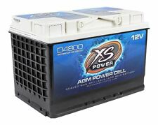 XS Power D4800 3000 Amp 12V Group 48 Power Cell Car Audio Sealed AGM Battery