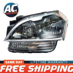 TYC 20-12734-00-1 Headlight Assembly Left Side for Kia Soul 2012-15
