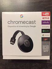 Google Chromecast 2 NC2-6A5 Chrome Cast 1080p HD Media IP TV Streamer HDMI WiFi