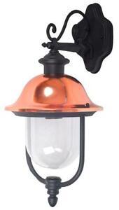Lantern Wall Light, E27, IP44 - VT-852 7531