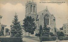 LACONIA NH – St. Joseph's Catholic Church