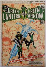 Green Lantern/Green Arrow #86 Neal Adams Drug Issue Key!!!