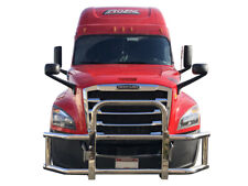 Vanguard Stainless Deer Guard | Fits 2018-2021 Volvo VNL ( Pick Up Only)