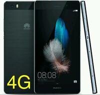 "Huawei P8 lite Black - 4G LTE - Sim Free - 5"" Unlocked - 16GB (New Sealed) 13MP"
