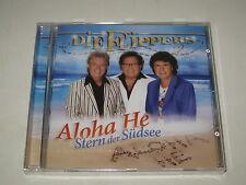 DIE FLIPPERS/ALOHA HE ESTRELLAS DE LA SÜDSEE(ARIOLA/88697 57343 2)CD ÁLBUM NUEVO
