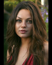 MILA KUNIS 8X10 PHOTO PICTURE PIC HOT SEXY BEAUTIFUL CLOSE UP 76