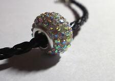 Bead Element Kugel Perle Kristall AB für Armband 0145