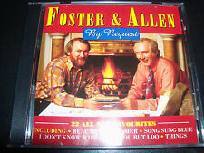 Foster& Allen By Request 22 Track CD - Like New