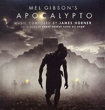 Apocalypto by James Horner (CD, Dec-2006, Hollywood) brand new sealed