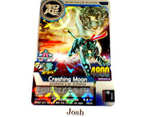 Animal Kaiser Evolution Evo Version Ver 8 Silver Card (M102E: Crashing Moon)
