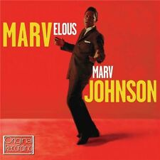MARVELOUS MARV JOHNSON (NEW SEALED CD) COME TO ME - ORIGINAL RECORDING