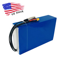 60V 25Ah Max 2200W 50A Bms Xt60 Lithium Ion Battery for Ebike Scooter Motorcycle